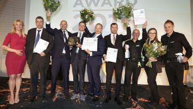 Werner & Mertz receives Amsterdam Innovation Award