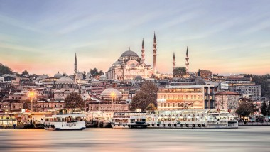 Excitement for ISSA/INTERCLEAN Istanbul
