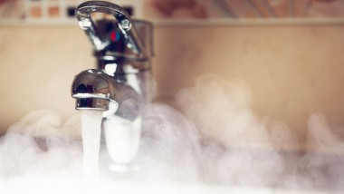 Hot water is no better than cold for killing germs by hand washing, says study