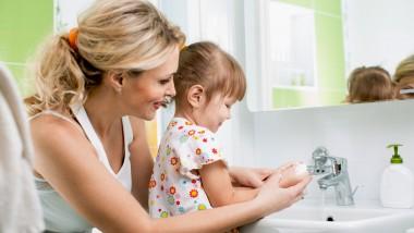 Fun Ways to Teach Children About Hand Washing