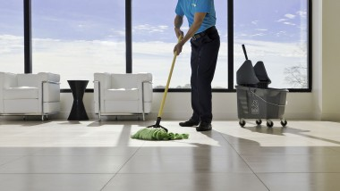 Technology and sustainability key drivers of the UK contract cleaning market