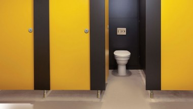 Large numbers of people are shunning public toilets, survey reveals