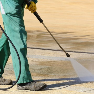 The Basics of High Pressure Cleaning
