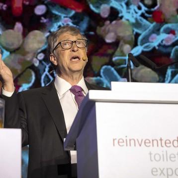 Билл Гейтс инвестирует свои деньги в унитазы