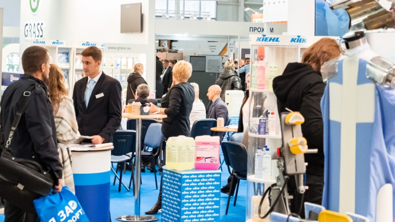 The Most Anticipated Leading Cleaning Trade Show in Russia coming up!