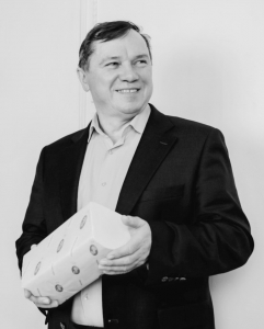 Igor Skyba – CEO of Atma Company – a leading paper manufacturer in Ukraine. Cleaning Industry as a Lifetime deal, Work as a hobby
