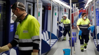 Spanish cleaning association added 5,000 new workers during pandemic year