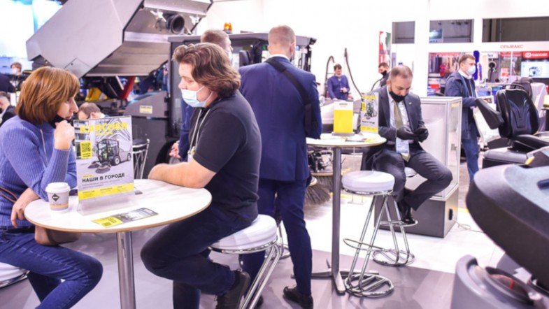 CleanExpo Moscow / PULIRE – the gateway to the Russian cleaning industry market