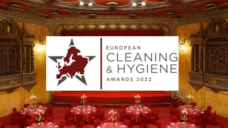 The European Cleaning & Hygiene Awards are back!